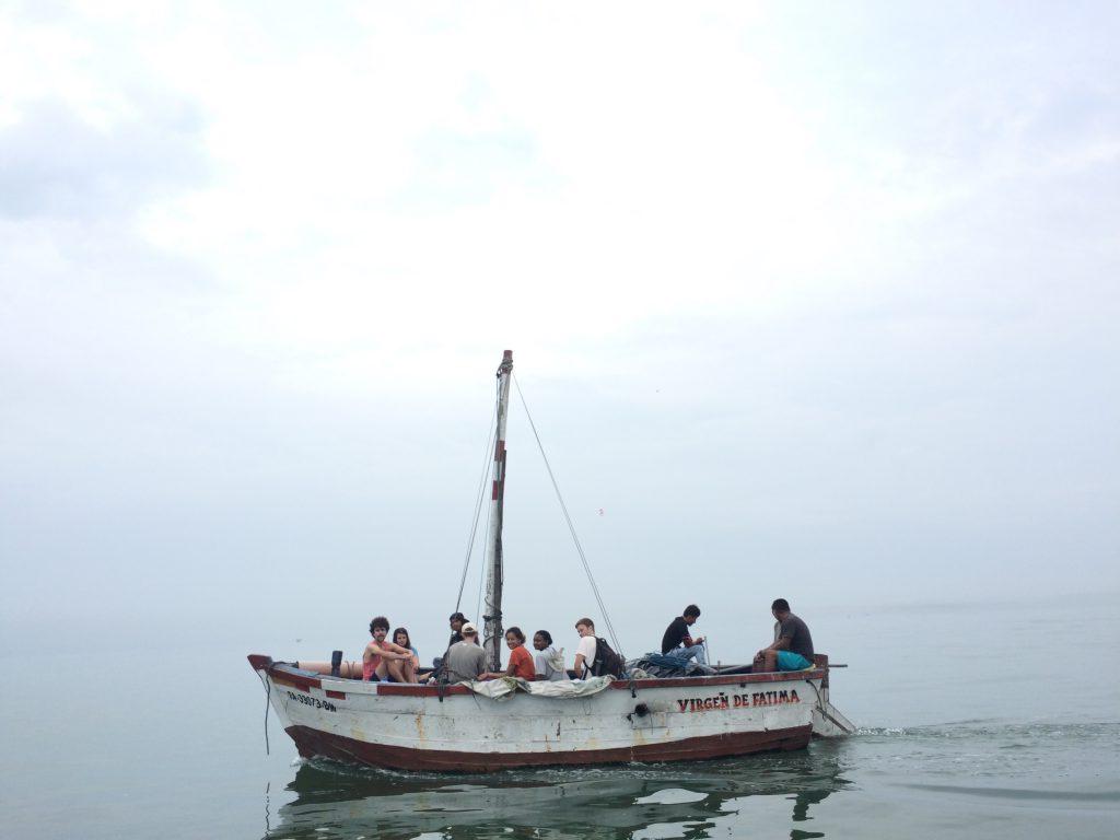 fishing in lobitos peru