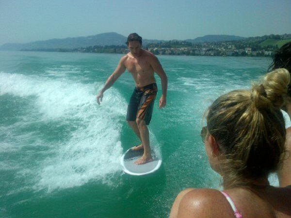 sly-wake surf