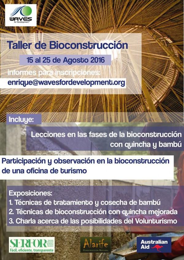 bioconstruction taller